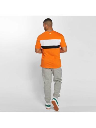 FILA Hombres Camiseta Aaron in naranja
