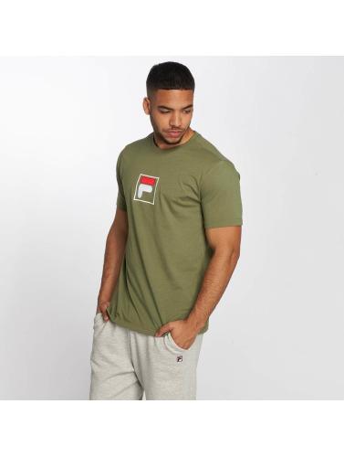 FILA Hombres Camiseta Urban Line Evan in oliva