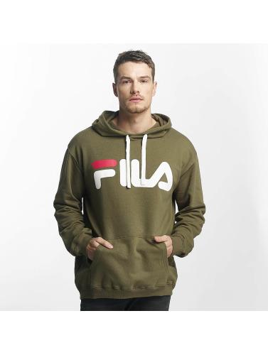 FILA Herren Hoody Urban Line Classic Logo in olive