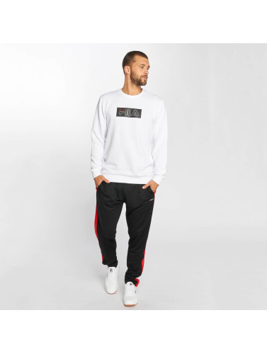 FILA Hombres Jersey Urban Power Line Bold in blanco