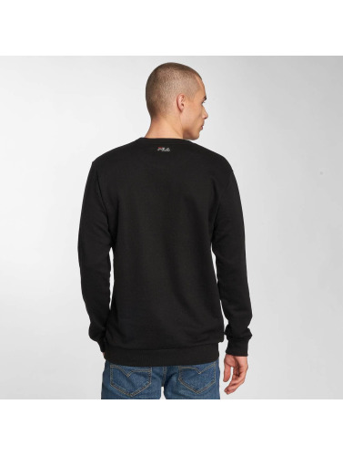 FILA Hombres Jersey Urban Power Line Bold in negro