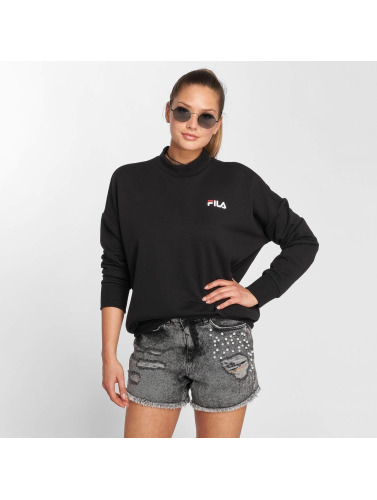 FILA Mujeres Jersey Urban Line Turtle Sweat ASTA 2.0 in negro