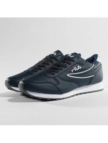 FILA Damen Sneaker Orbit Low in blau Billig Verkauf Gut Verkaufen Billig Verkauf Visum Zahlung Footlocker Bilder Zum Verkauf Freies Verschiffen Vorbestellung FR6rN