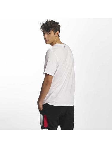 FILA Herren T-Shirt Urban Line Unwind Reg in weiß