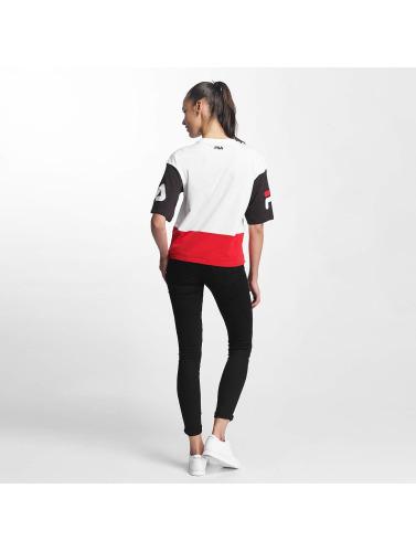 FILA Damen T-Shirt Urban Line Cropped Late in weiß