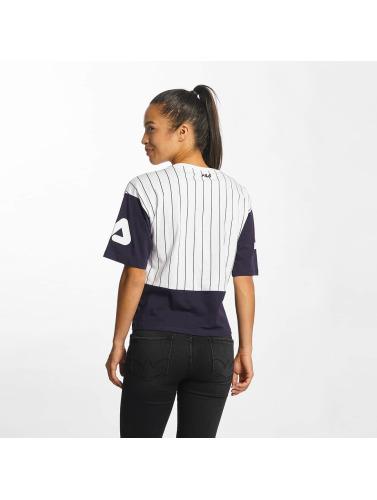 FILA Damen T-Shirt Petite Late PRT in weiß