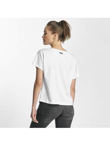 FILA Damen T-Shirt Core Line in weiß