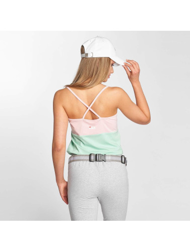 Mujeres rosa Top in FILA Chrissy wIxPwz