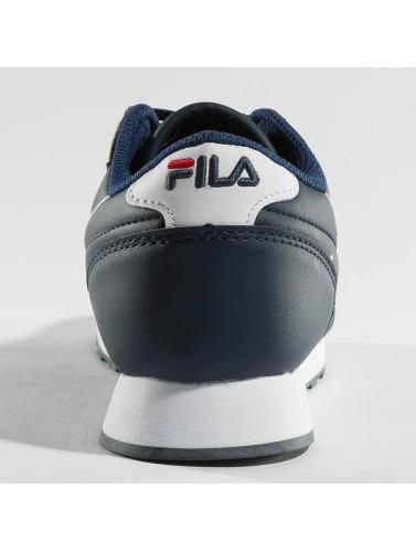 FILA Mujeres Zapatillas de deporte Orbit Low in azul