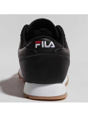 FILA Mujeres Zapatillas de deporte Face Orbit Jogger in negro