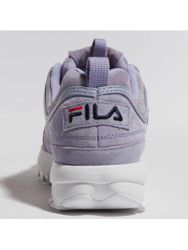 FILA Mujeres Zapatillas de deporte Heritage Disruptor S in púrpura