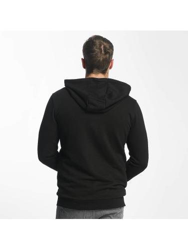 FILA Herren Zip Hoodie Core Line in schwarz