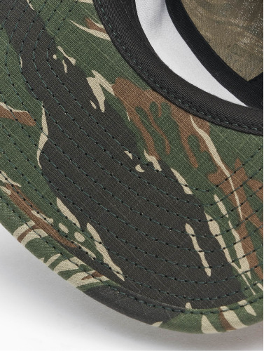 Flexfit 5 Panel Caps Classic Jockey in camouflage