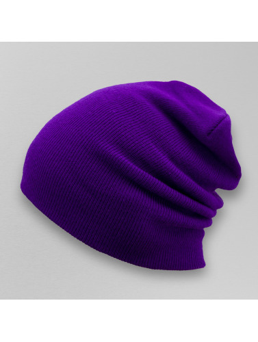Flexfit Beanie Heavyweight Long in violet