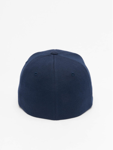 Flexfit <small>                 Flexfit             </small>             <br />             ted Cap Double Jersey in blau