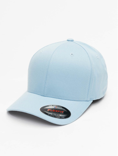 Flexfit <small>    Flexfit   </small>   <br />   ted Cap Wooly Combed in blau