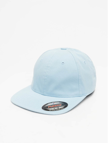 Flexfit <small>    Flexfit   </small>   <br />   ted Cap Garment Washed Cotton Dat in blau