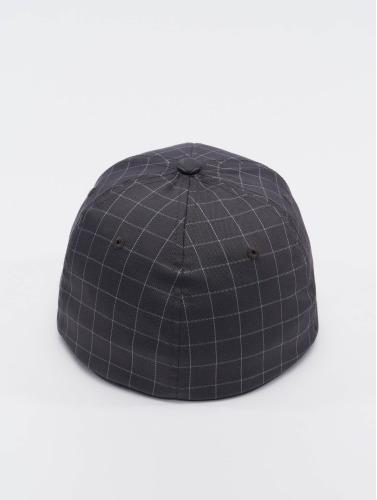 Flexfit <small>    Flexfit   </small>   <br />   ted Cap Square Check in grau
