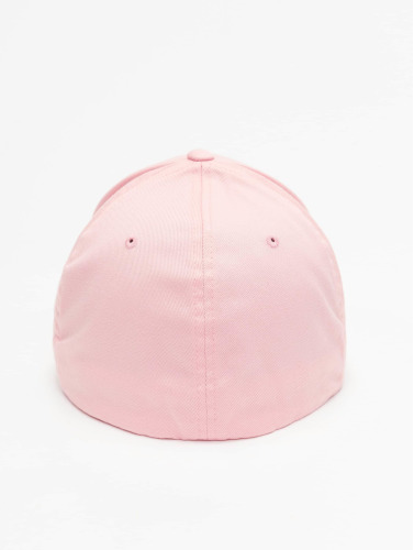 Flexfit <small>    Flexfit   </small>   <br />   ted Cap Wooly Combed in pink