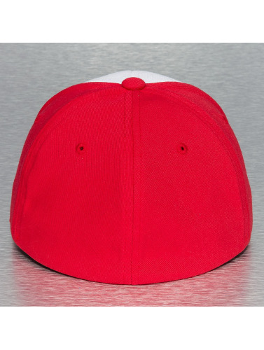 Flexfit <small>    Flexfit   </small>   <br />   ted Cap Performance in rot