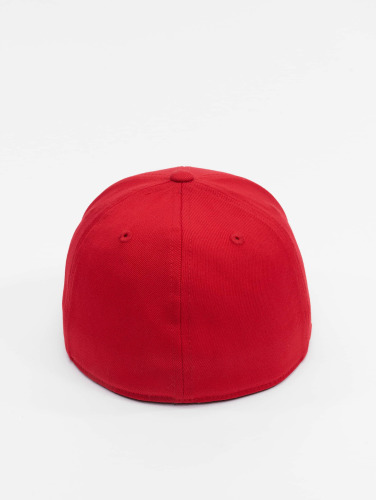 Flexfit <small>    Flexfit   </small>   <br />   ted Cap Premium 210 Fitted in rot