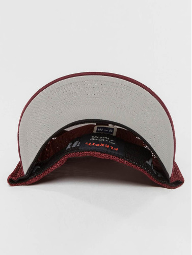 Flexfit <small>   Flexfit  </small>  <br />  ted Cap Mesh Colored Front in rot