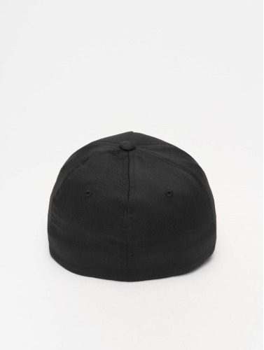 Flexfit <small>             Flexfit         </small>         <br />         ted Cap 5 Panel in schwarz