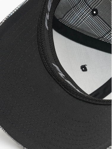 Flexfit <small>   Flexfit  </small>  <br />  ted Cap Glen Check in schwarz