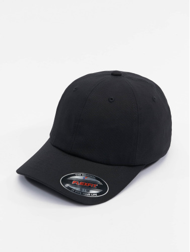 Flexfit <small>    Flexfit   </small>   <br />   ted Cap Low Profile Light Wooly in schwarz