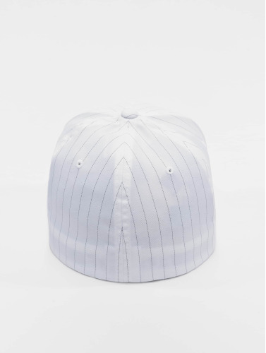 Flexfit <small>    Flexfit   </small>   <br />   ted Cap Pinstripe in weiß