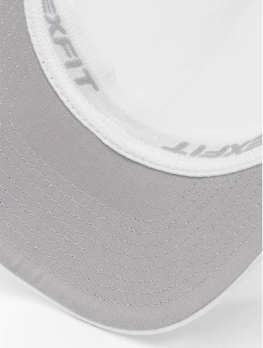 Flexfit <small>   Flexfit  </small>  <br />  ted Cap Mesh Cotton Twill in weiß
