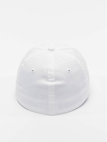 Flexfit <small>    Flexfit   </small>   <br />   ted Cap Garment Washed Cotton Dat in weiß