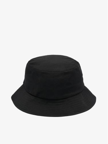 Flexfit Hut Cotton Twill in schwarz