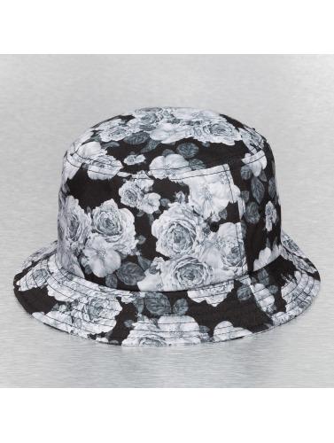 Flexfit Hut Roses in schwarz