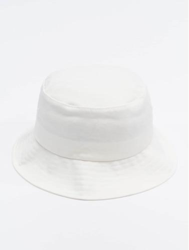 Flexfit Hut Cotton Twill in weiß