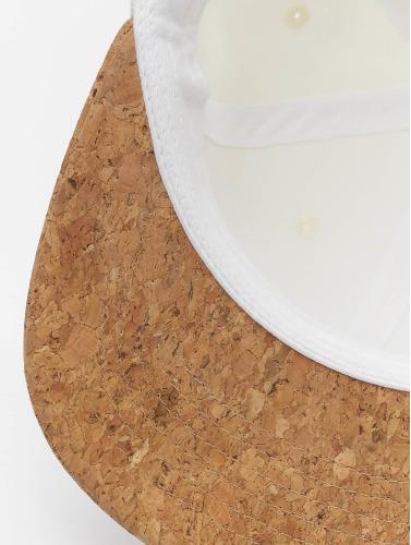 Flexfit Snapback Cap Cork in beige