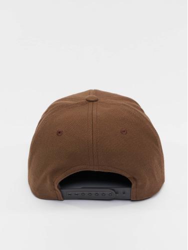 Flexfit Snapback Cap Classic in braun