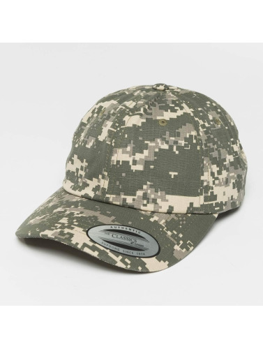 Flexfit Snapback Cap Low Profile Digital Camo in camouflage