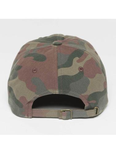 Flexfit Snapback Cap Low Profile Cotton Camo in camouflage
