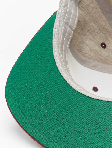Flexfit Snapback Cap Classic Two Tone in grau