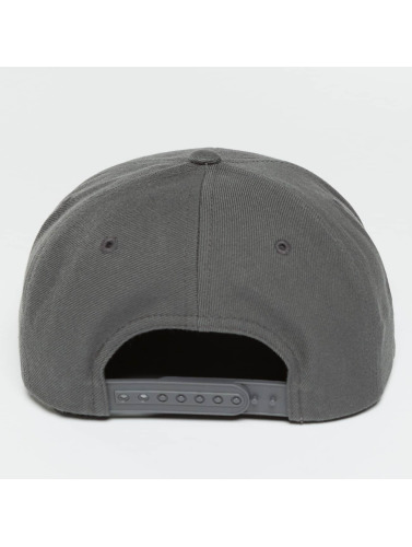 Flexfit Snapback Cap Arch in grau