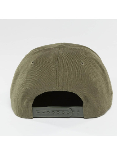 Flexfit Snapback Cap Classic in olive
