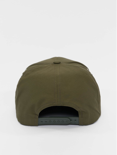 Flexfit Snapback Cap Water Repellant in olive