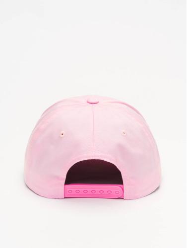 Flexfit Snapback Cap Classic in rosa