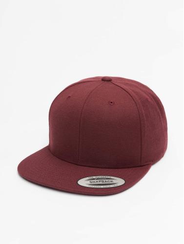 Flexfit Snapback Cap Classic in rot