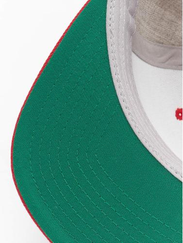 Flexfit Snapback Cap Classic 2-Tone in rot