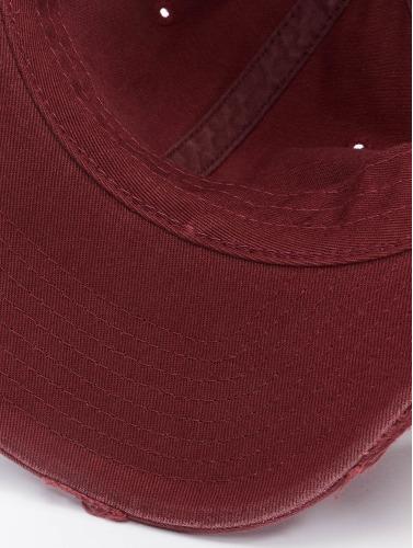 Flexfit Snapback Cap Low Profile in rot