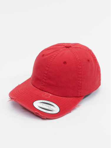 Flexfit Snapback Cap Low Profile Destroyed in rot