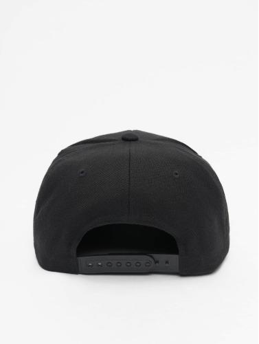 Flexfit Snapback Cap Cork in schwarz