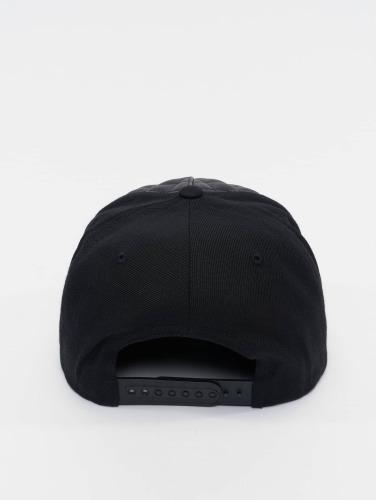 Flexfit Snapback Cap Diamond Quilted in schwarz